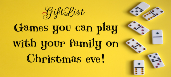 Fabulous five games to play on Christmas Eve