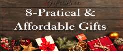 8 Practical And Affordable Gifts