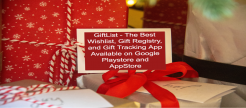 GiftList - The Best Wishlist, Gift Registry, and Gift Tracking App Available on Google Playstore and AppStore